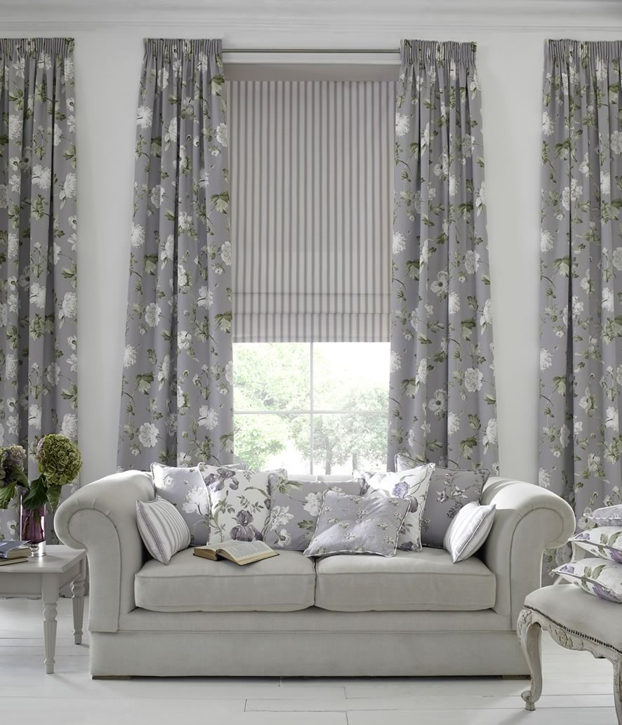 What material to choose for curtains 78